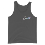 COASTL Rainbow Summer Surf Tanks - COASTL Clothing