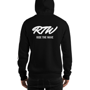 Ride The Wave Premium Hoodie - COASTL Clothing