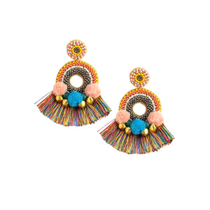 FUJI EARRINGS – MULTI