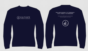 Cultivate Long-Sleeve Unisex Top