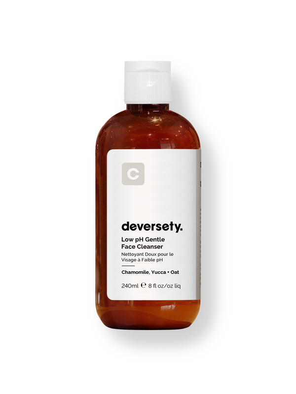 Deversety | Low pH Gentle Face Cleanser