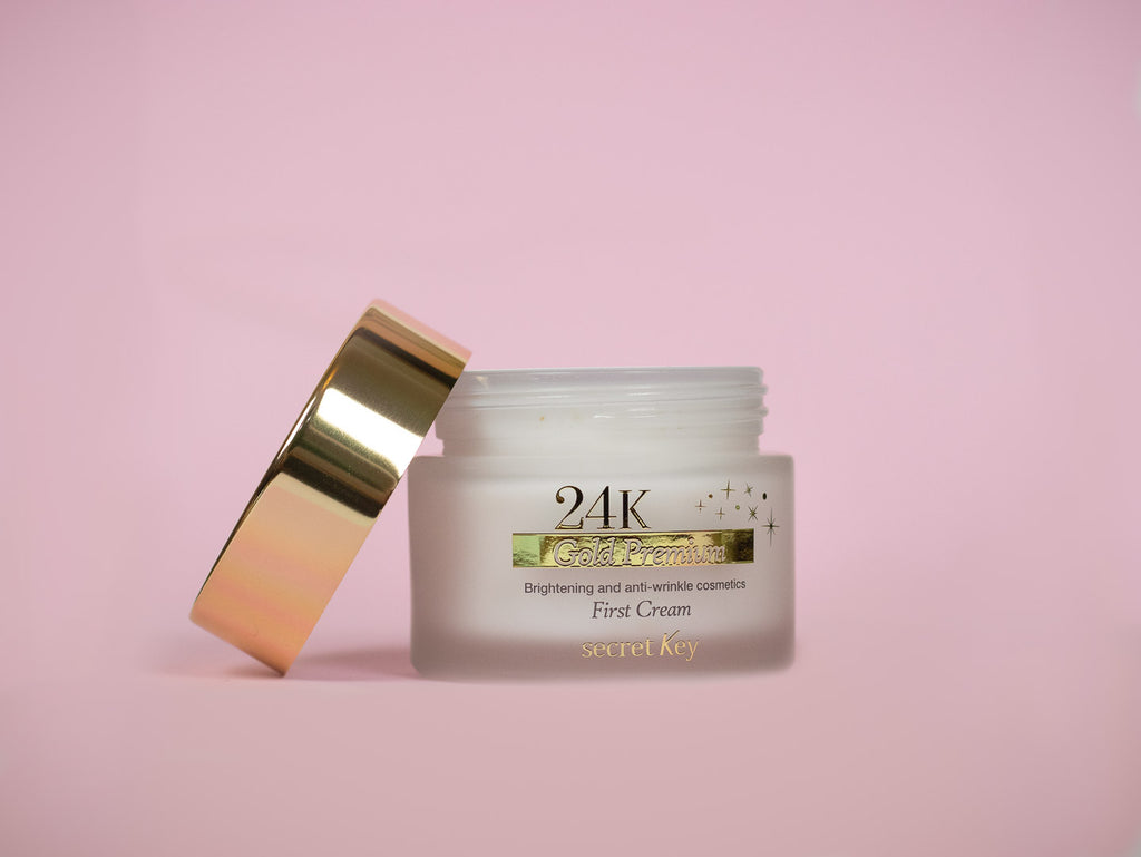 Secret Key - 24K Gold Premium First Cream 50g