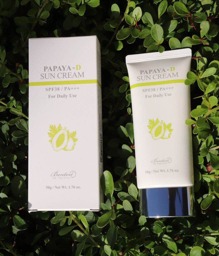 Benton - Papaya-D Sun Cream SPF38 PA+++ 50 ml