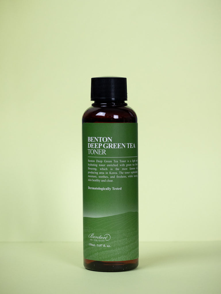 Benton - Deep Green Tea Toner 150ml