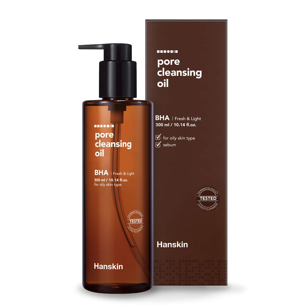 Hanskin - Cleansing Oil & Blackhead (BHA) 300ml
