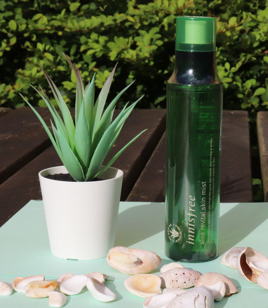 innisfree - Aloe Revital Skin Mist 120ml