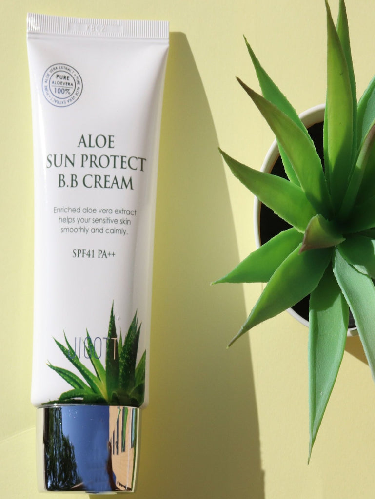 Jigott - Aloe Sun Protect BB Cream SPF 41 PA++ 50 ml