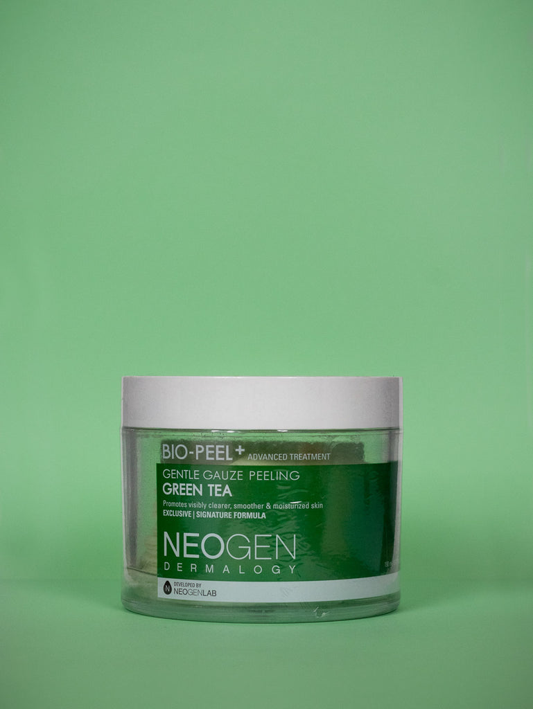NEOGEN - Dermalogy Bio-peel Gentle Gauze Peeling Green Tea 30pcs