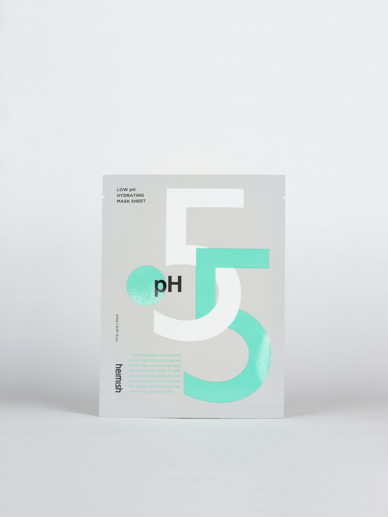 heimish - Low pH Hydrating Mask Sheet Set 5pcs