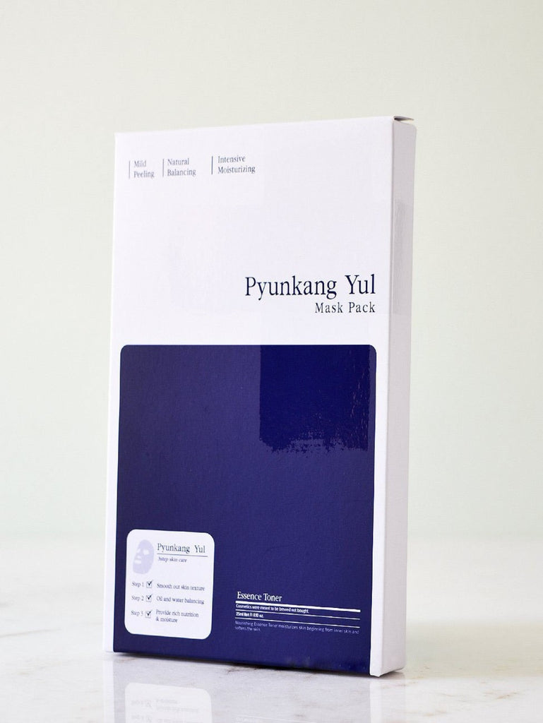 Pyunkang Yul - 3-Step Mask Pack Set 5pcs