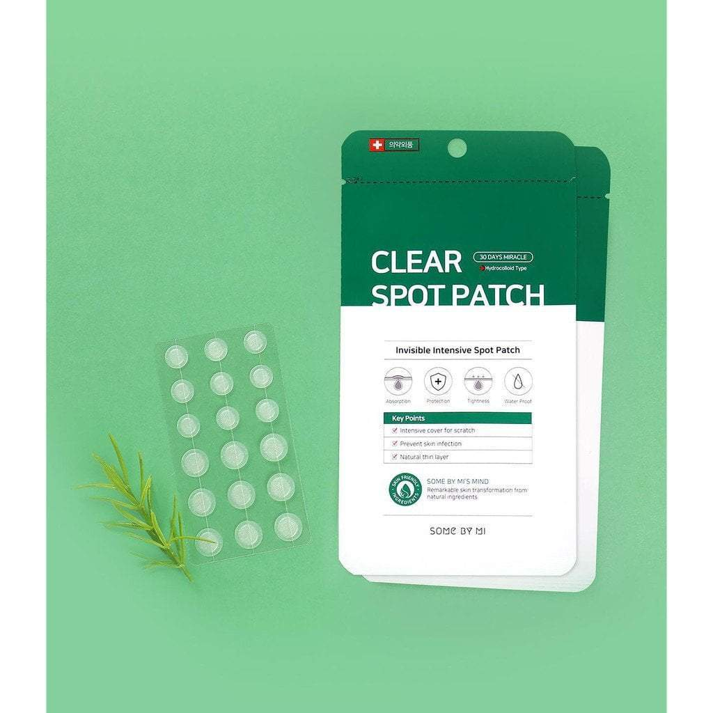 SOME BY MI - 30 Days Miracle Clear Spot Patch 18 pcs