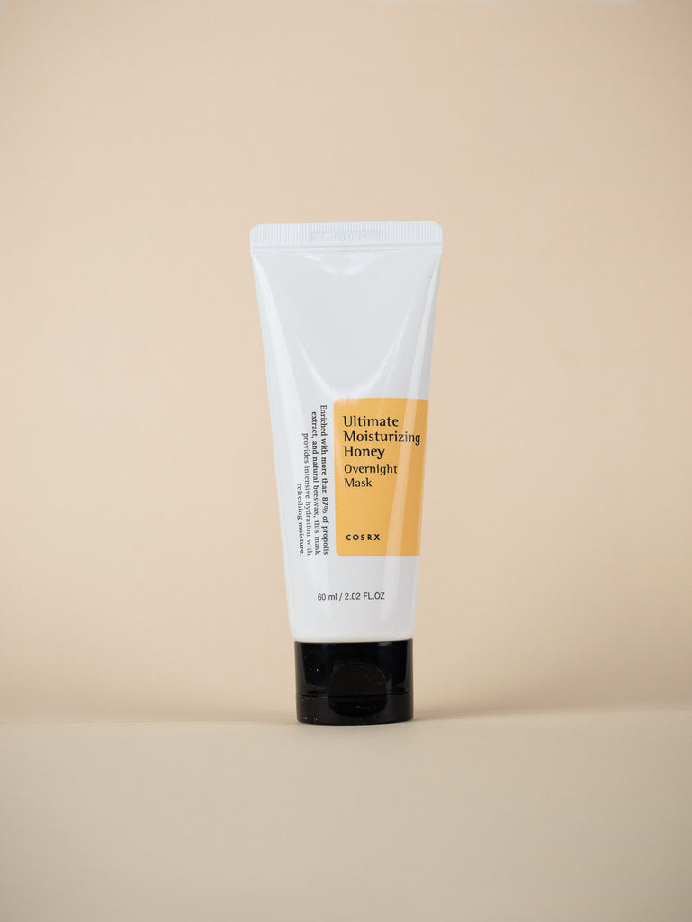 COSRX - Ultimate Moisturizing Honey Overnight Mask 60ml