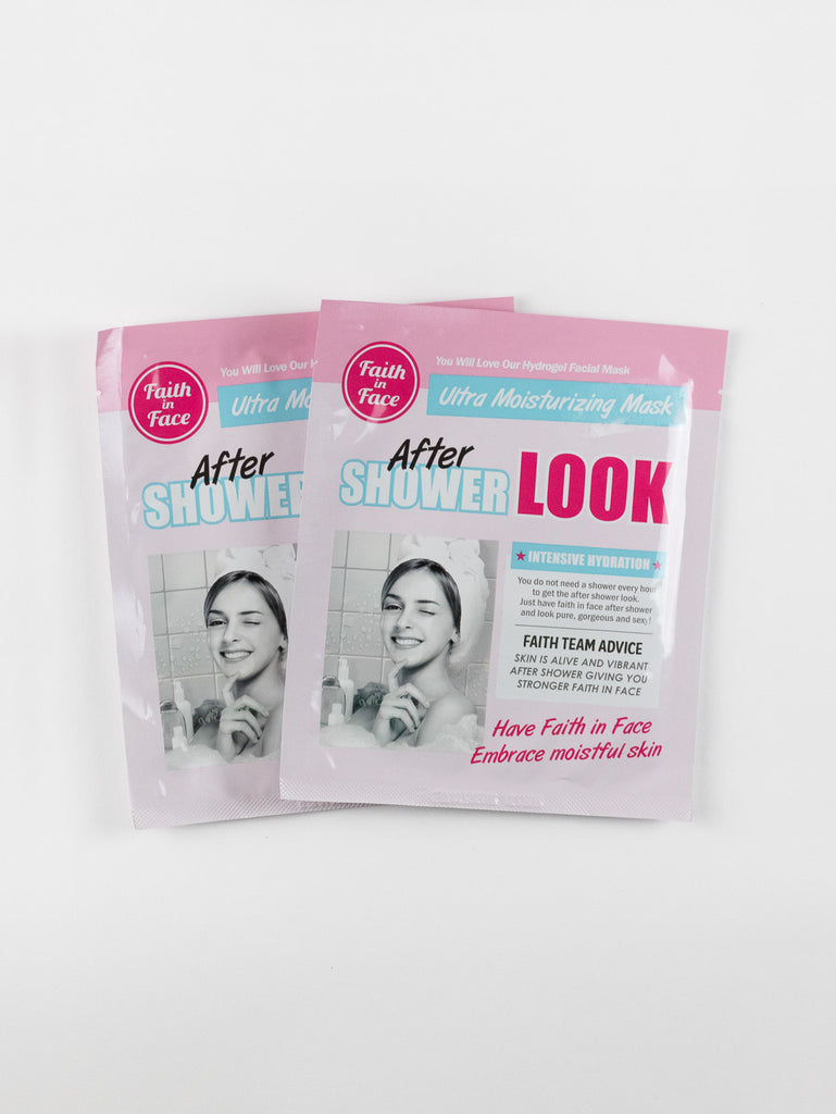 Faith in Face - Hydrogel Mask [After Shower Look] 1pc