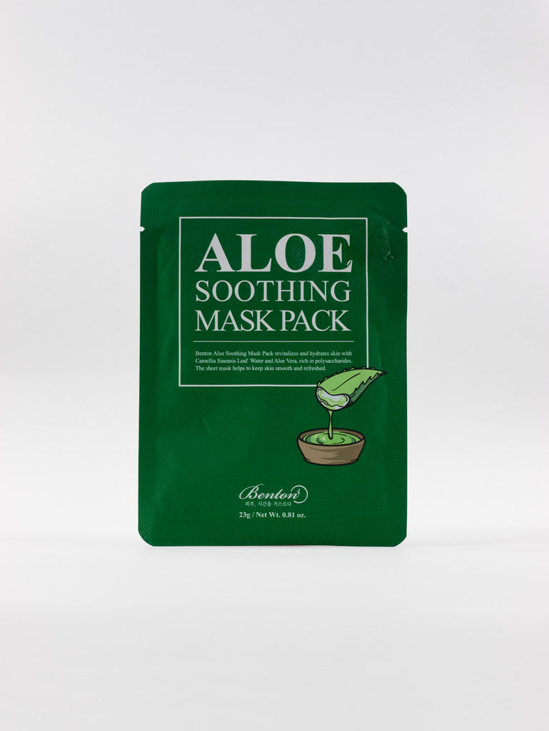 Benton - Aloe Soothing Mask Pack 1 pc