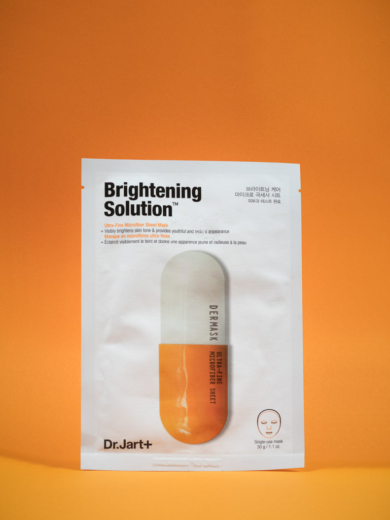 Dr. Jart+ - Dermask Solution Sheet Mask [Micro Jet Brightening]1pc