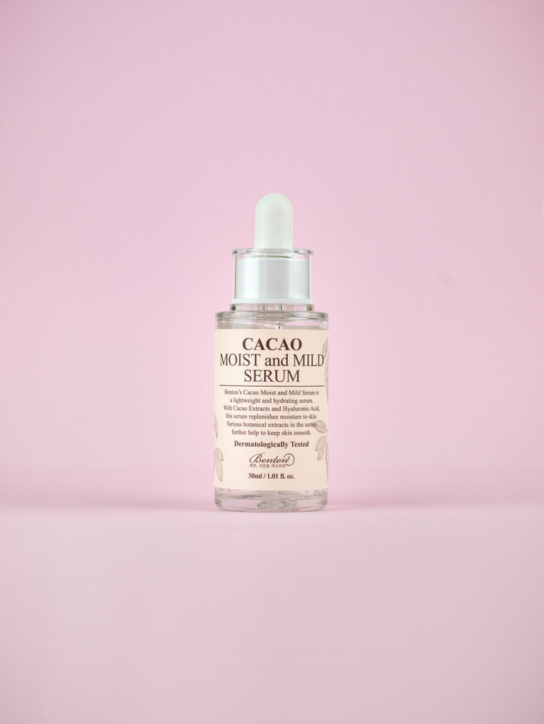 Benton - Cacao Moist and Mild Serum 30ml