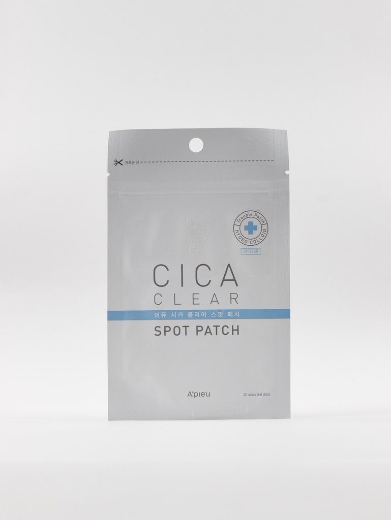 A'PIEU - Cica Clear Spot Patch 20 pcs