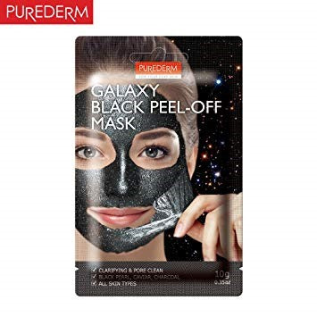 PUREDERM Galaxy Peel-Off Mask 1pc