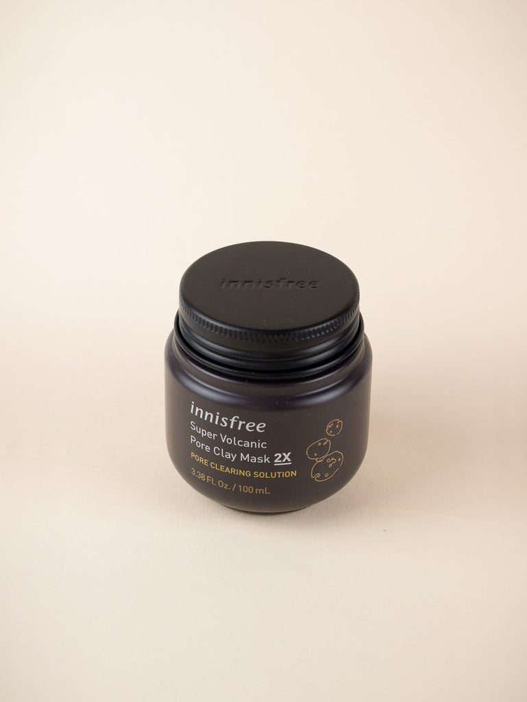 innisfree - Super Volcanic Pore Clay Mask 2X 100ml