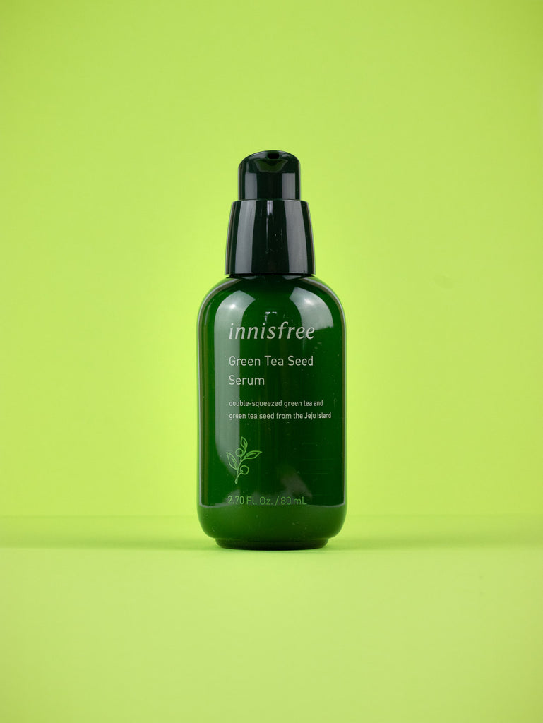 innisfree - Green Tea Seed Serum 80ml
