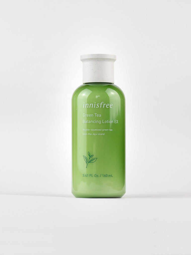 innisfree - Green Tea Balancing Lotion EX 160 ml