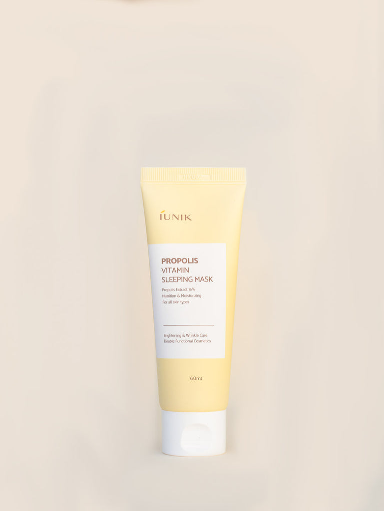 iUNIK - Propolis Vitamin Sleeping Mask 60ml