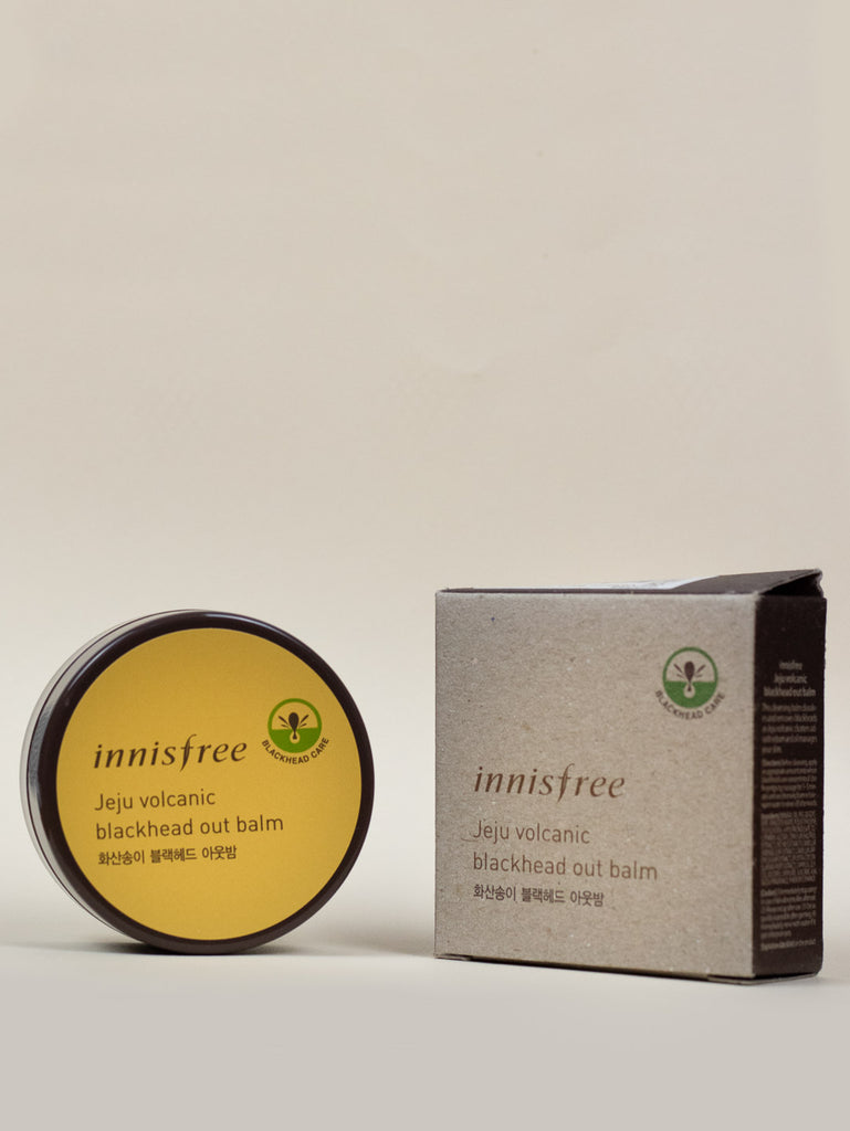 innisfree - Jeju Volcanic Black Head Out Balm 30g