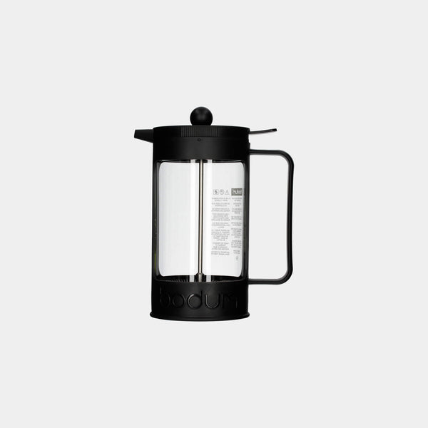 French Press Bodum Czarny 1l