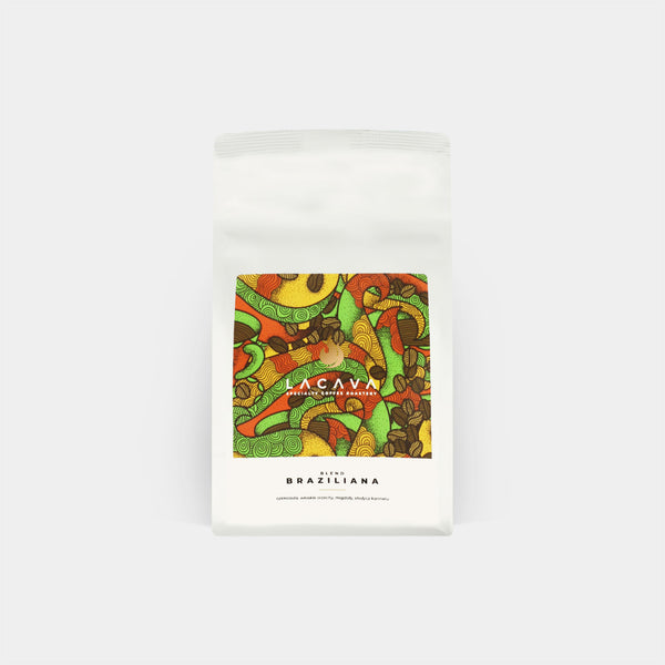 Braziliana - Kawa Ziarnista 250g