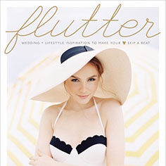 flutter magazine, issue 10, cover, twigs and honey