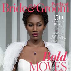 Portland Bride & Groom Magazine, Winter 2016