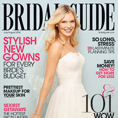 bridal guide magazine july and august 2016, twigs & honey