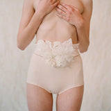 Soft and light bridal belt - Style #138