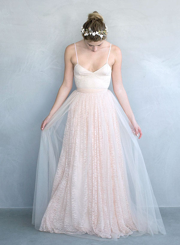 Cupcake - Lace and tulle skirt - Style # TH706