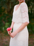 Betula - Lace sleeved dress