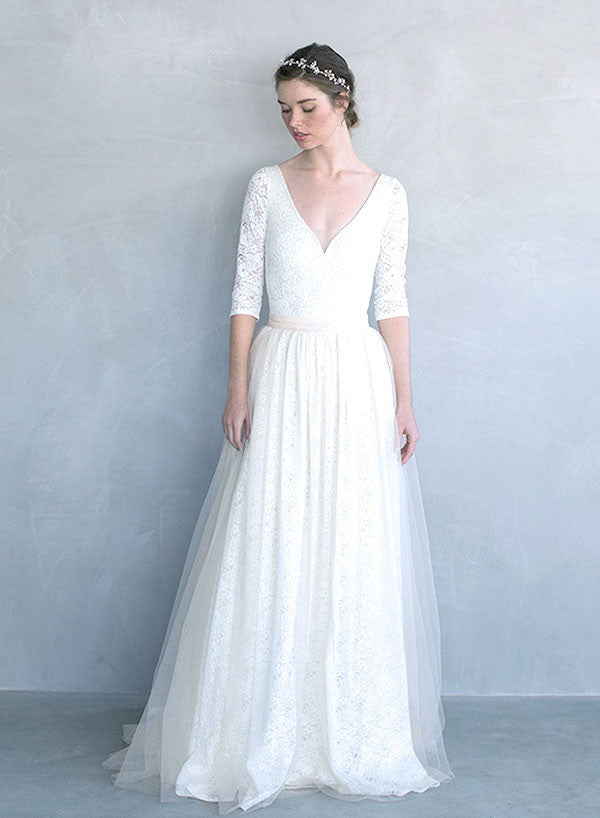 Separates - Bridal separates, lace tops, tulle skirts | Twigs ...