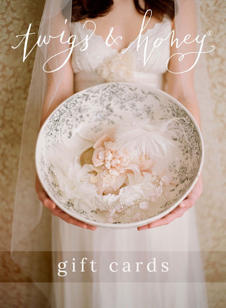 Twigs & Honey Gift Card