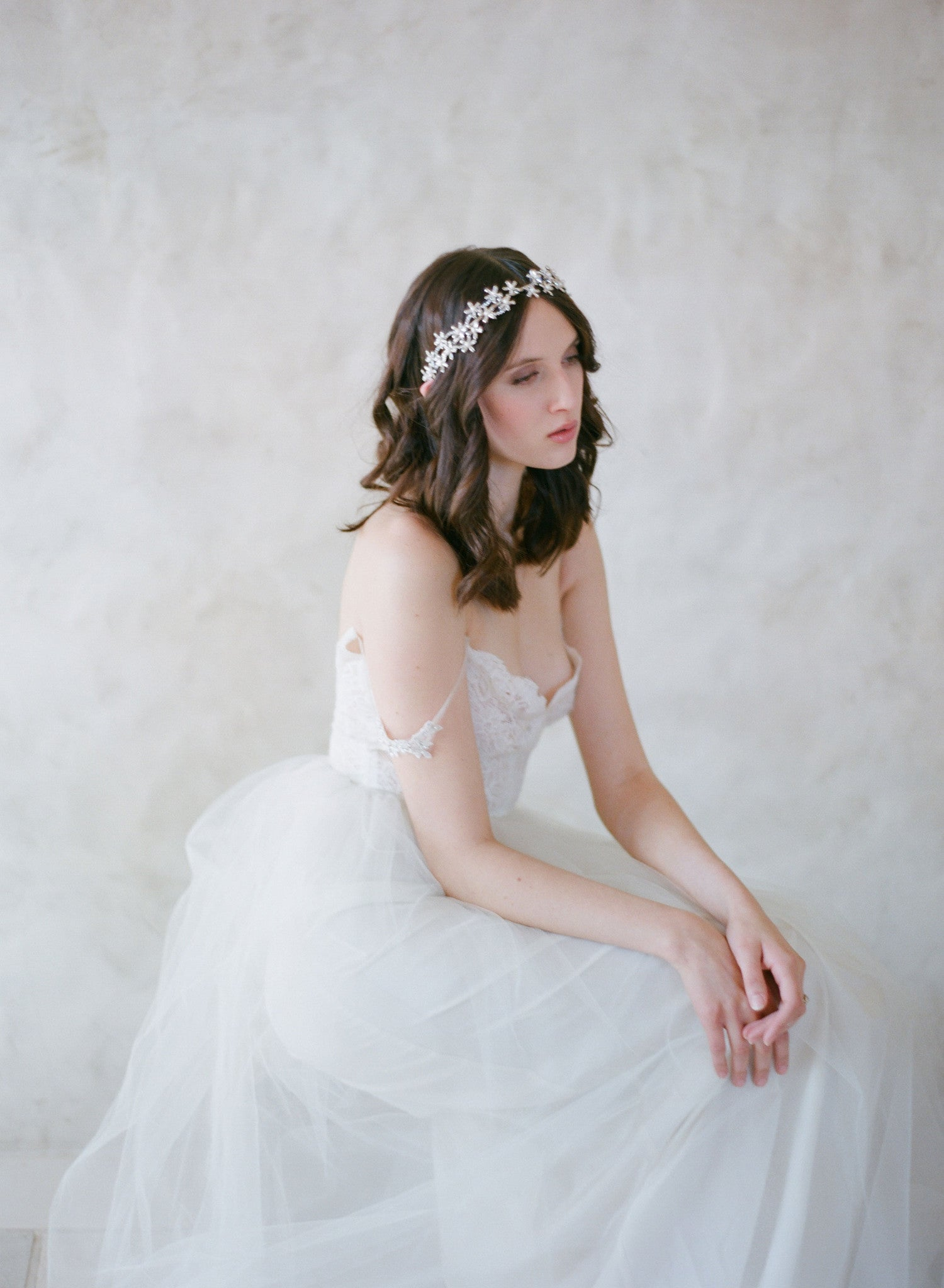 Jubilee Lace And Tulle Ballgown Style Th004 Twigs Honey Llc