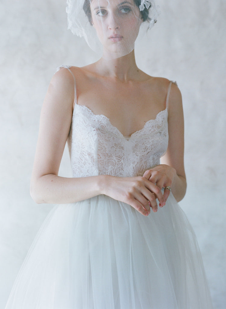 jubilee wedding dress, tulle ball gown, ballerina inspired bridal dress, lace