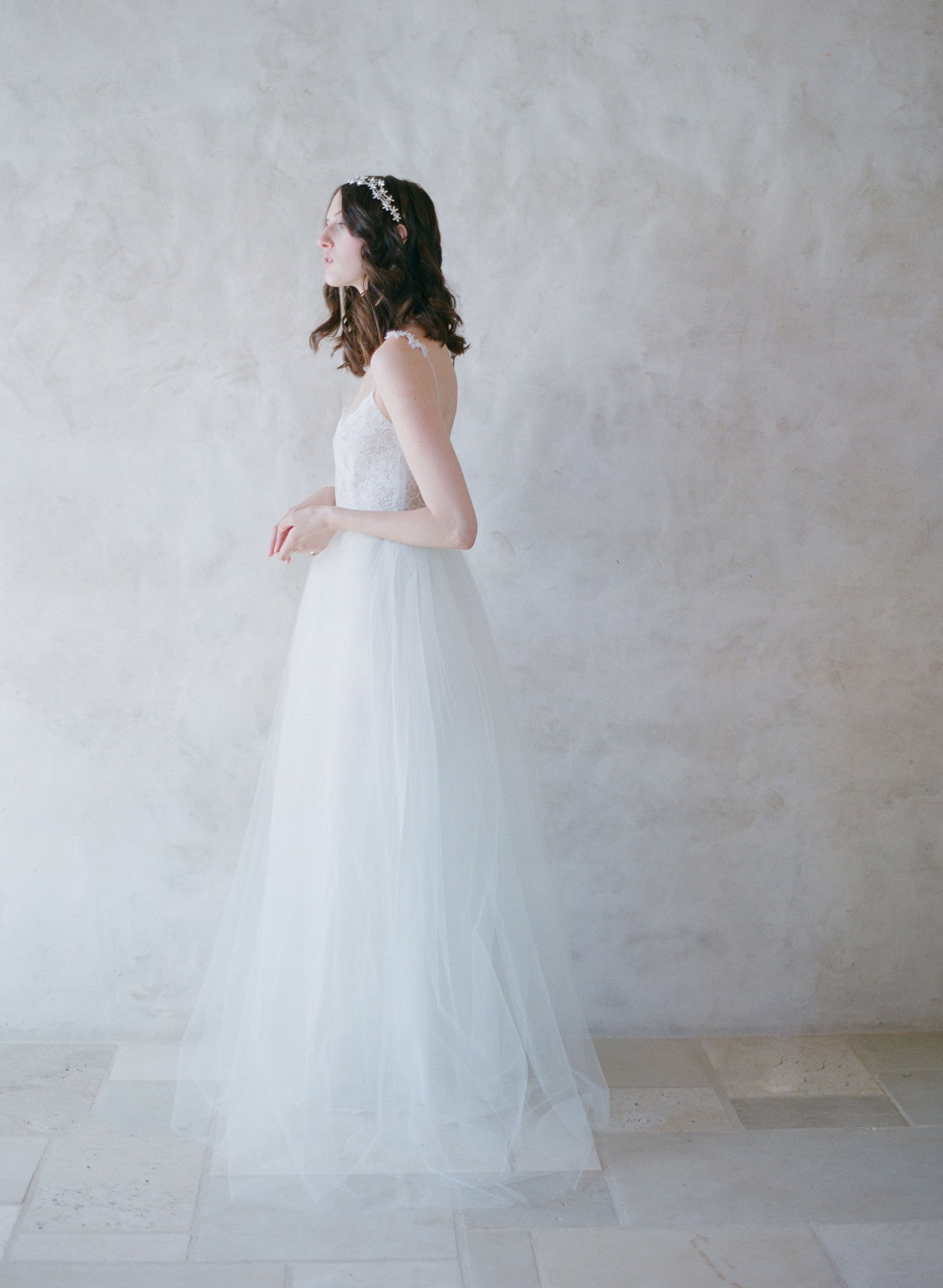 Jubilee - Lace and tulle ballgown - Style #TH004   Twigs & Honey ®, LLC