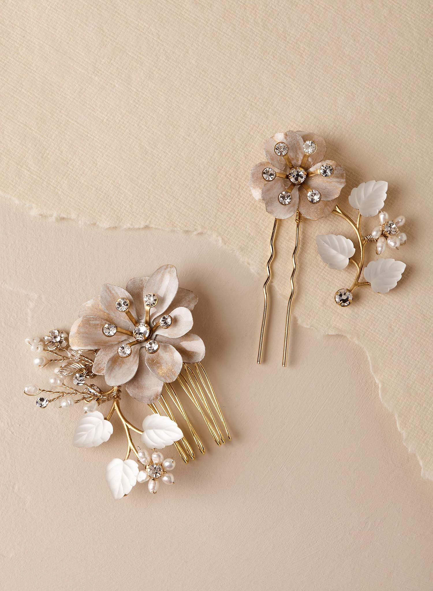 Ortensia hair pin - Style #890