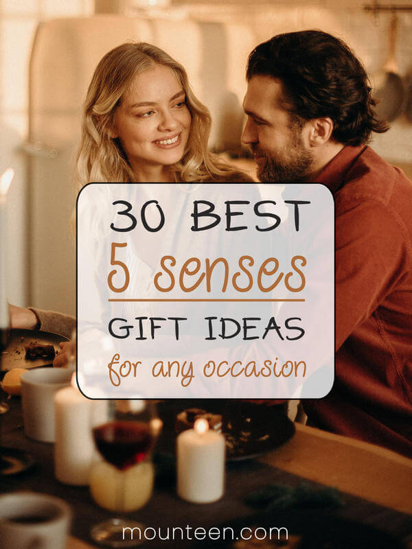 30 Best 5 Senses Gift Ideas For Any Occasion