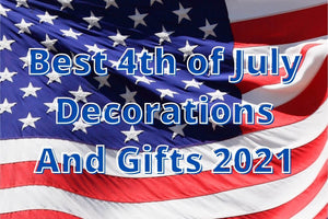 20 Best 4th of July Party Decorations & Gifts in 2021