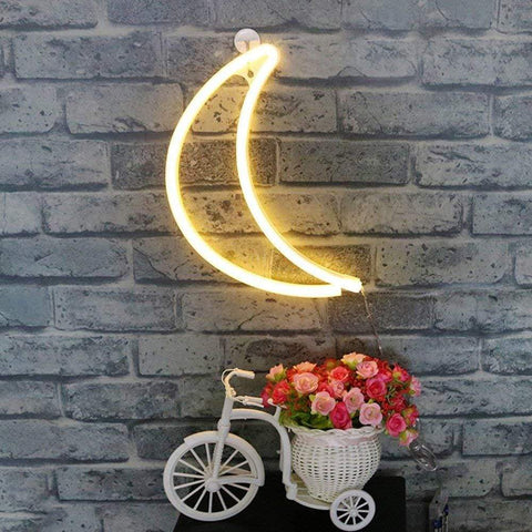 Moon Wall Light - The Best Gift for a Moon Lover