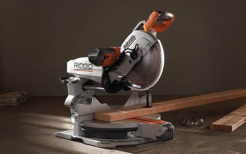 Can you use a miter saw on a table?