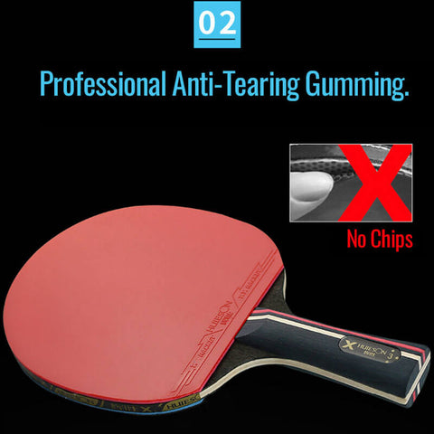 High quality Huieson ping pong set
