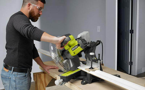What can you do with a mitre saw?