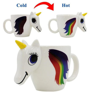 My Lovely Unicorn Magical Chameleon Mug - Mounteen.com