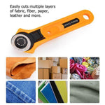 28mm 1.1 inch Rotary cutter