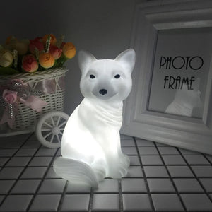 Sneaky Fox 3D Night Light - Mounteen.com